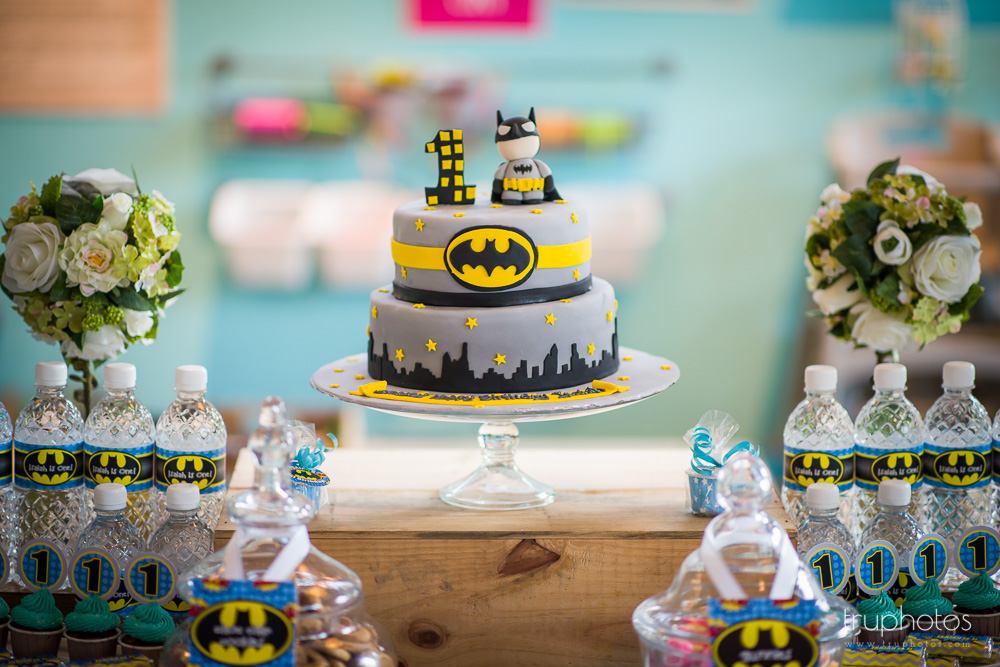 Awesome Batman Theme Birthday Party of Isaiah at Eat Play Love Cafe