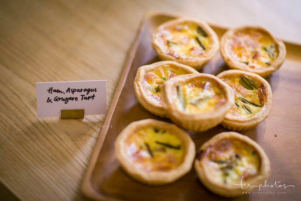 Uniquely flavoured tarts at Plain Vanilla Bakery