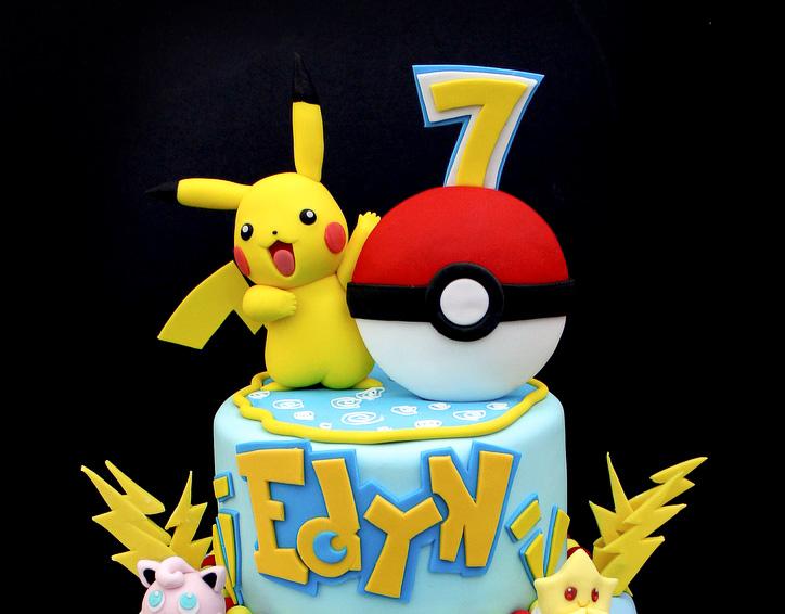 Pokemon Theme Birthday Party Ideas Party Supplies In Singapore
